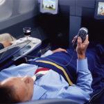 Бизнес класс Lufthansa по праздничным тарифам