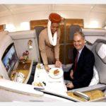 Бизнес классом на Мальдивы с Emirates