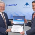 Boeing представил новый пакет цифровых услуг для BBJ
