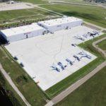 Jet Aviation объявляет об открытии нового ангара и FBO в Палм-Бич