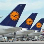 Lufthansa: скидки на авиабилеты премиум эконом класса