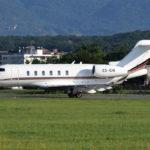 Налет Bombardier Challenger в парке NetJets превысил отметку в 300000 часов