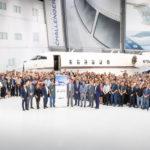 NetJets получил 100-й Challenger