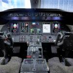 StandardAero модернизирует кабину Learjet 45